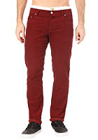 CARHARTT Ziggy Pant cranberry