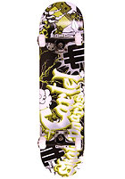 CARTEL Apokalipz Complete Skateboard green 7.625