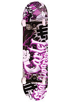 CARTEL Apokalipz Complete Skateboard purple 7.625