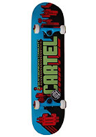 CARTEL Community Skateboard blue 7.625