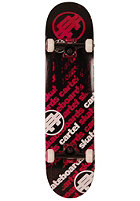 CARTEL Repeat Skateboard pink 7.625