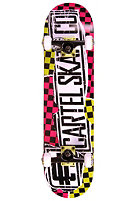CARTEL Ridge Skateboard purpel 7.625