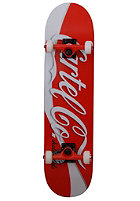 CARTEL Soda Skateboard red 7.625