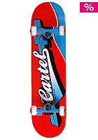 CARTEL Sport Skateboard red 7.625