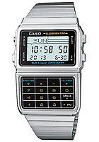 CASIO DBC-611E-1EF silver/black