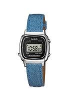 CASIO Womens LA670WEL-2A2EF blue/silver