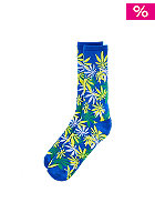 CAYLER & SONS Brazilian Erbz Socks blue/green/yellow