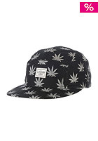 CAYLER & SONS Budz n Stripes Reflect 5-Panel black/reflective