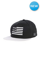 CAYLER & SONS Budz&Stripes Snapback Cap black/white