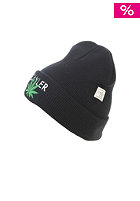 CAYLER & SONS Cayler Beanie black/green/white