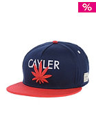 CAYLER & SONS Cayler deep navy/red/white