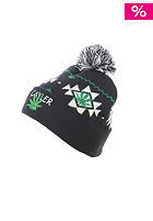 CAYLER & SONS Cayler Pom Pom Beanie black/white/green