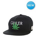CAYLER & SONS Cayler Snapback Cap black/green/white