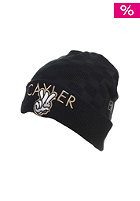 CAYLER & SONS Checkers Beanie black/grey/gold