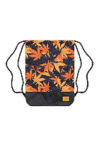 CAYLER & SONS Dutch Erbz Gym Bag black/orange