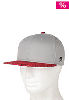 CAYLER & SONS Elephant 2-Tone Snapback Cap grey/red