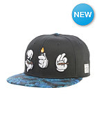 CAYLER & SONS Enjoy Snapback Cap black/blue buds/mc