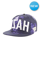 CAYLER & SONS EZAH Snapback Cap purple smoke/black/white