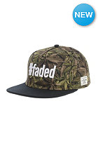 CAYLER & SONS #Faded Snapback Cap green buds/black/white