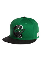 CAYLER & SONS Force Snapback Cap boston green/black