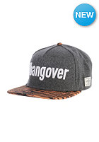 CAYLER & SONS #hangover Snapback Cap black flannel/tiger/white