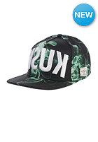 CAYLER & SONS HSUK Snapback Cap black/green smoke/white