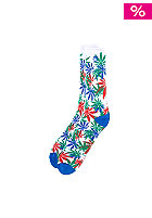 CAYLER & SONS Italian Erbz Socks green/white/red