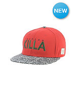 CAYLER & SONS Killa Snapback Cap black/petrol tigers/white