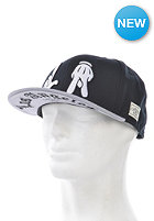 CAYLER & SONS L.A. Snapback Cap black/grey/white