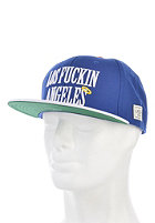 CAYLER & SONS Los Angeles Cap royal blue/cream/red
