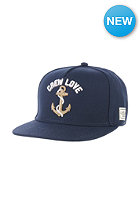 CAYLER & SONS Lovin The Crew Snapback Cap navy/gold/white