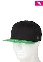 CAYLER & SONS Mary Jane 2-Tone Snapback Cap black/green/white