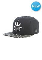 CAYLER & SONS Never Polite Snapback Cap black/paisely/white