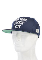 CAYLER & SONS New York City Cap navy/blue camo/white