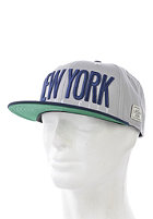 CAYLER & SONS NY City Snapback Cap grey/deep navy/white