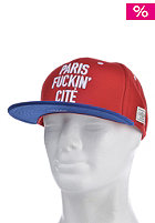 CAYLER & SONS Paris Cit� Cap red/royal blue/white