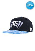CAYLER & SONS Sky High black/blue/white