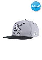 CAYLER & SONS Still No.1 grey suede/black/white