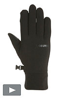 CELTEK Ruble Touchscreen Glove tan