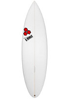 CHANNEL ISLAND Surfboard Pro 5'8 2012 Round Tail