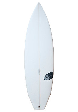 CHANNEL ISLAND Surfboard Semi Pro 5'10 2012 Squash Tail