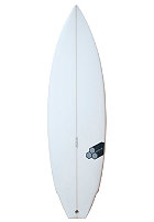 CHANNEL ISLAND Surfboard Semi Pro 6'2 2012 Squash Tail