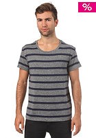 CHEAP MONDAY Alex Stripe S/S T-Shirt antwar/dark blue