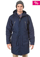 CHEAP MONDAY Bayani Parka Jacket dark blue