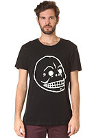 CHEAP MONDAY Bruce Printed Skull S/S T-Shirt black