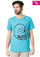 CHEAP MONDAY Bruce Printed T-Shirt turquoise