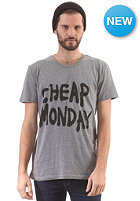 CHEAP MONDAY Bruce S/S T-Shirt grey melange