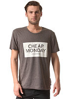 CHEAP MONDAY Bruce S/S T-Shirt grey
