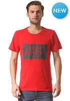 CHEAP MONDAY Bruce S/S T-Shirt red