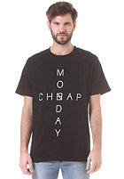 CHEAP MONDAY Fantastic S/S T-Shirt black